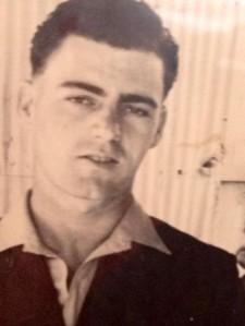 Ian Craig when he was young