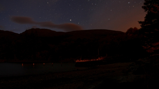 stars at loch lomond