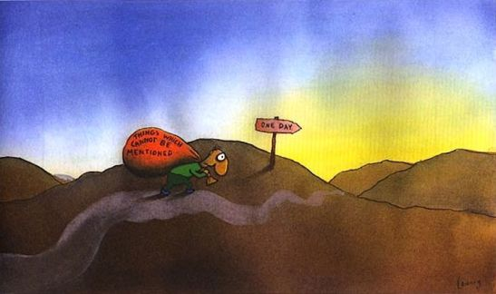 Image by Michael Leunig